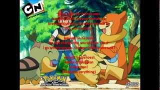 Pokémon Season 11 Theme Song Full lyrics