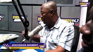 EKOSIISEN ON ASEMPA 94.7 FM (23-1-20)