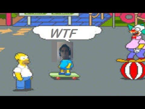 Como Descargar Los Simpson Arcade.