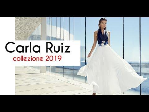 separation shoes 7b88a 3741b Carla Ruiz 2019 | Abiti da cerimonia donna