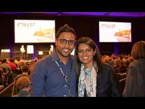 ILRE17 Super Conference - Anu and Prash