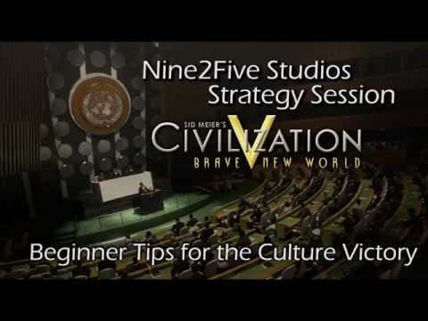 Civ V BNW: Tips for a Culture Victory