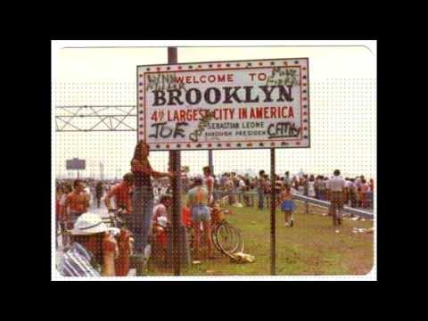 Brooklyn Those were the Days. The Park Slopian