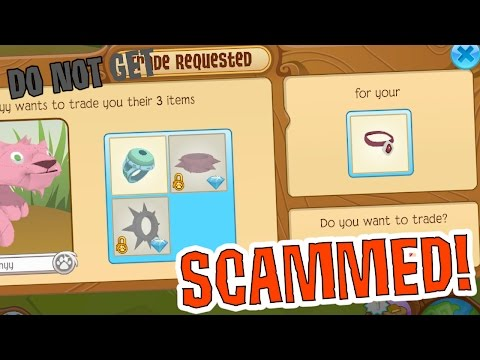 ANIMAL JAM - NEW SCAM! (How to NOT Get SCAMMED)