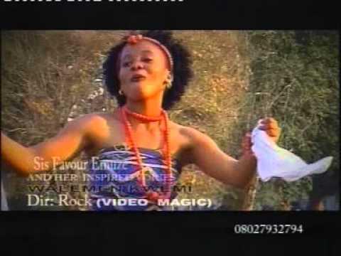 Sis Favour Emuze Wonderful Nigerian Esan Song.. WALEMEN KWEMI JESU