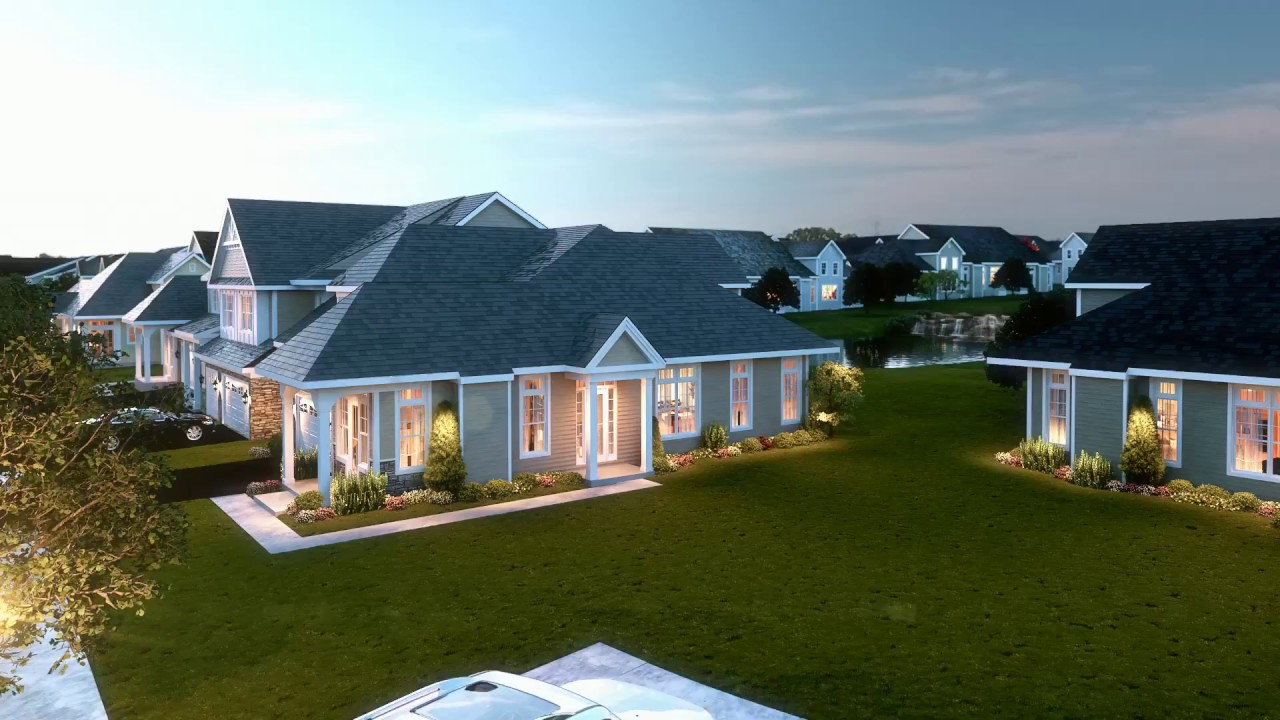 Country Pointe Meadows At Yaphank Community Tour