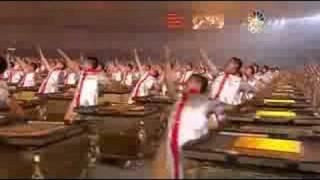 2008 PEKIN OLYMPICS OPENING CEREMONY-NBC PART2