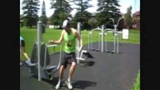 Manly Council Outdoor Fitness - You Tried - How Not To Train