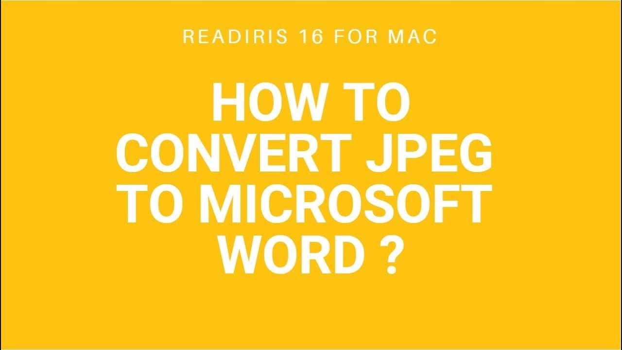 Readiris 16 For Mac