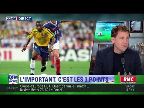 After Foot du mardi 20/03 – Partie 1/3 - Finale de la Coupe du monde 1998 : Brésil/France (0-3)