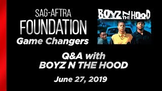 Game Changers: Q&A with  BOYZ N THE HOOD