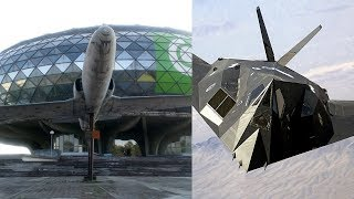 Serbia: INCREDIBLE Aviation museum, and INVISIBLE Jet!!!