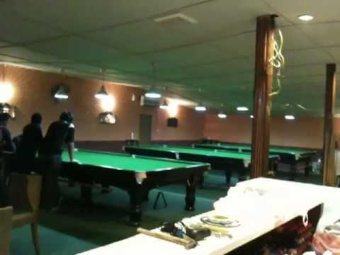 Kuala Lumpur Snooker Software Billiard System