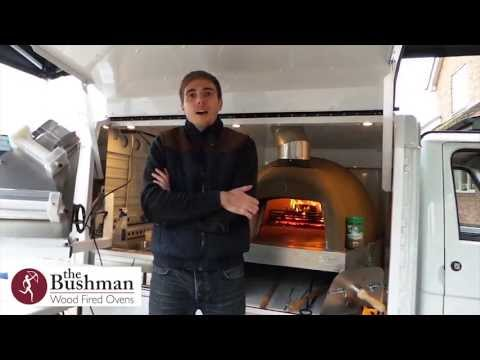 The secret pizza society shares his experience on starting his own mobile pizza bussiness