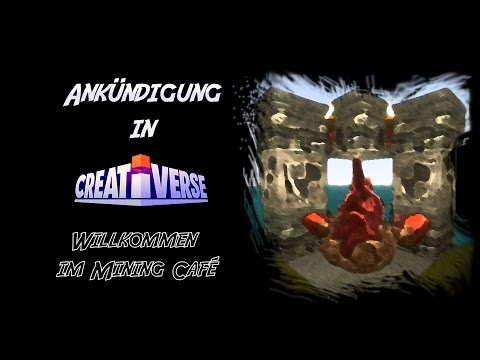Ankündigung in Creativerse - Willkommen in Scrooges Mining Café [Deutsch/German]
