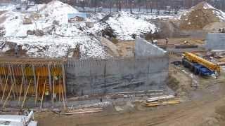 Budowa tunelu w Tczewie