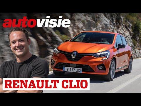 Nieuw Succes? - Renault Clio (2019) | Test | Autovisie TV