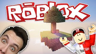 ROBLOX #29: SKYBLOCK v ROBLOXU?! | HouseBox