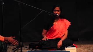 Khayaal 2013 - Carnatic Classical - Sahithya Chodimella & Arvind Narayan
