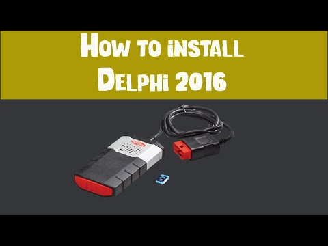 How To Install Delphi 2016