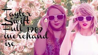 Taylor Swift 1989 Merchandise/MyLifeAsMadison