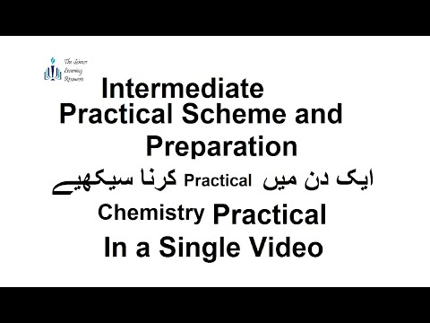 Chemistry Practical Class 12 YouTube