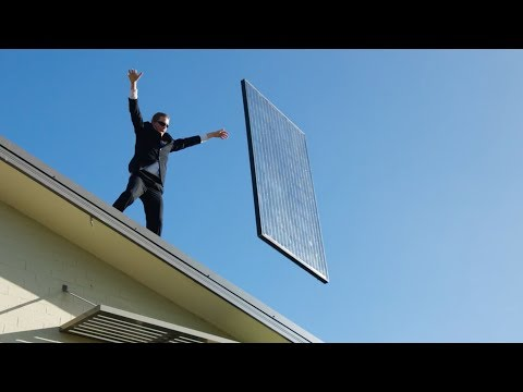 Save solar! Get this ad on TV
