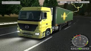 Euro Truck Simulator: Viena - Roma