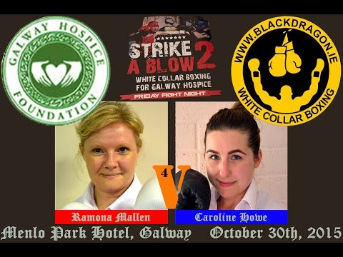 Mullen v Howe, Strike A Blow 2 for Galway Hospice