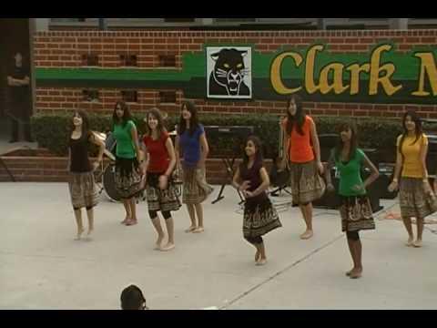 Indian Club Talent Show Clark Magnet 2009
