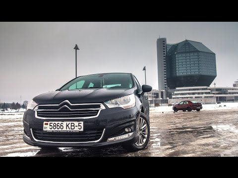 Фото к видео: Тестдрайв - Citroen C4L Exclusive, 1.6l, EC5, 115лс, (2013my)