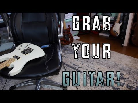 10 Riffs That'll Make You Grab Your Guitar!