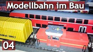 Meine Modellbahn im Bau #04 UNBOXING & DREI neue ZÜGE Märklin H0