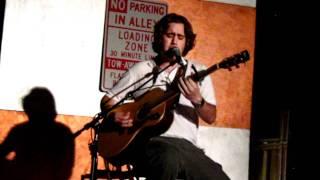 """Dan Murchison- """"Wish I""""- Live @ Escape Alley 7/22/11"""