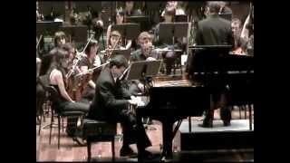 Tchaikovsky Piano Concerto No. 1, William Villaverde, soloist