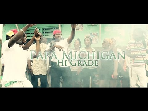 Papa Michigan - High Grade (Official Video 2014)