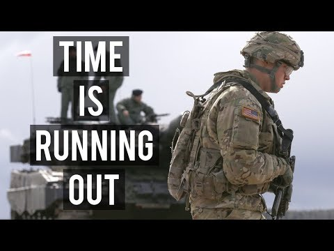 Time Is Running Out! | Military Motivation