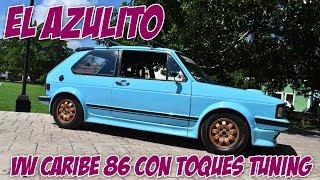 VW Caribe con toques tuning - Gus Vega en Tuning Car