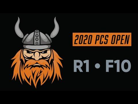2020 PCS Open • R1 • F10 • Kristofer Hivju • Knut Håland • Anniken Steen • Jøran Gjelsten Lufall