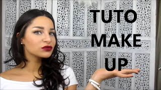 Dans cette vidéo tuto makeup, je vous propose make up a porter tout...