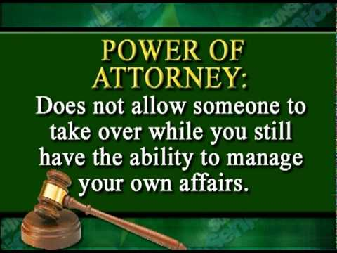 Durable Powers of Attorney and Advance Directives