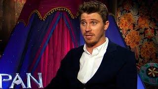 Pan Cast Talk Taking On Peter Pan Origin