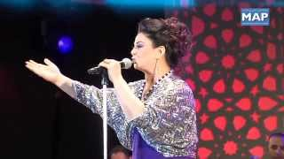 Latifa Raafat fait une prestation brillante pour ses fans
