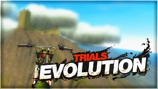 Trials Evolution 'COLOUR CHANGING BIKE?'