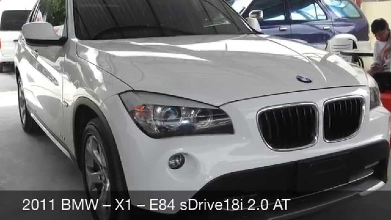 2011 bmw x1 e84 sdrive18i 2 0 at youtube. Black Bedroom Furniture Sets. Home Design Ideas