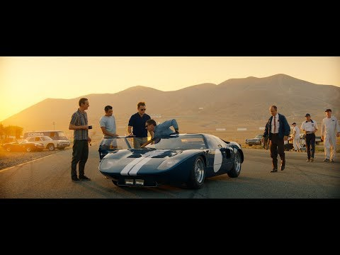 FORD V FERRARI | On Digital 1/28 And Blu-ray 2/11