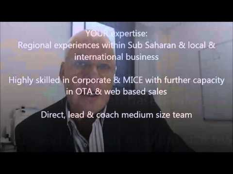 Career Appointment for Director of Sales & Marketing- Accra, Ghana US$75-96