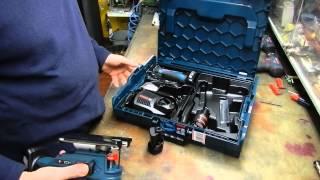 Bosch GST 10,8 V-LI - der erste Eindruck