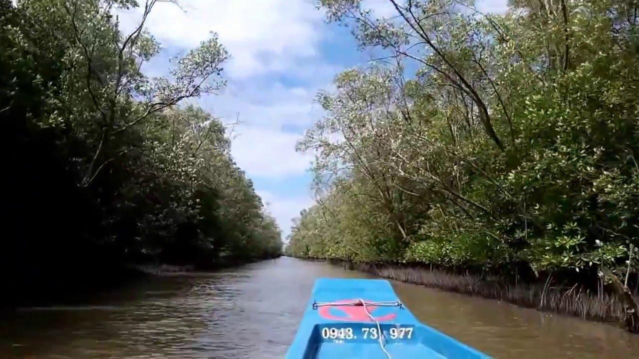 Sông nước Cà Mau - Rừng đước Năm Căn – Chứa đựng những tiềm năng quý Cà Mau [Chanel DULICHBUI]