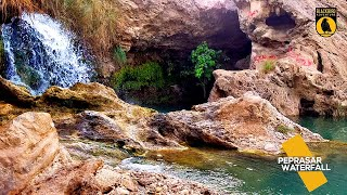 Peprasar Waterfall: District Dadu Pakistan